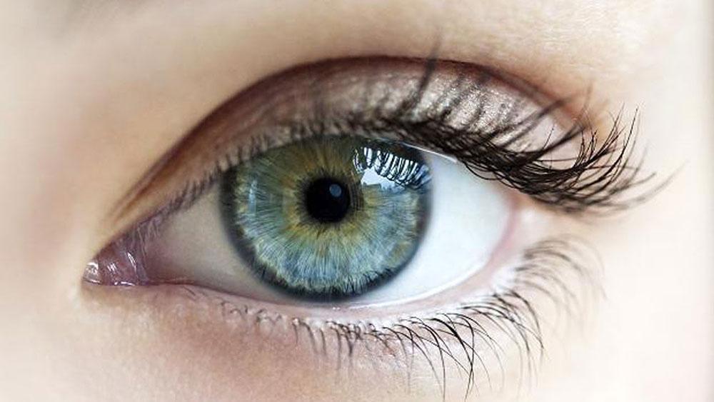 تغییر دادن رنگ چشم